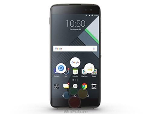 Ngắm loạt ảnh mới nhất của BlackBerry DTEK60 ảnh 2