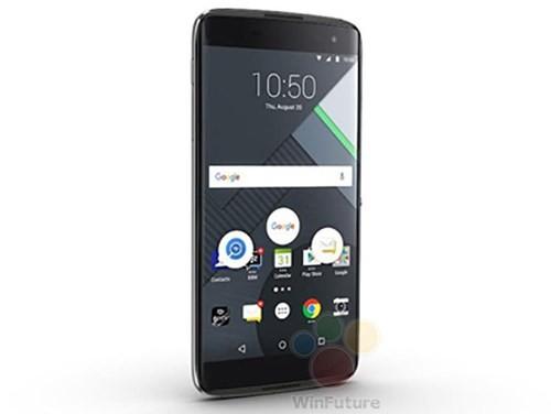 Ngắm loạt ảnh mới nhất của BlackBerry DTEK60 ảnh 1