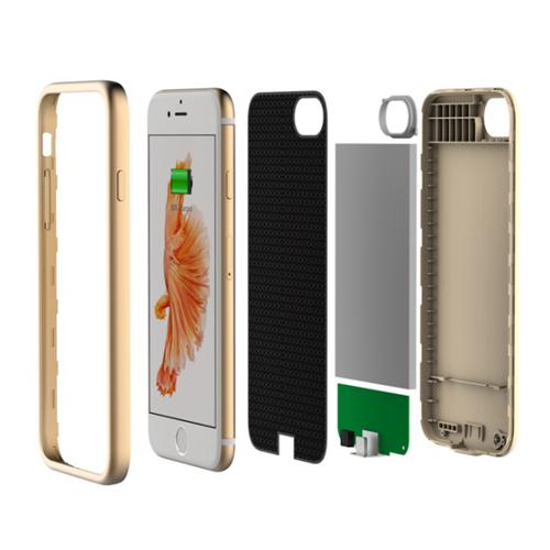 Vỏ bảo vệ tích hợp ngõ tai nghe 3,5mm cho iPhone 7 ảnh 1