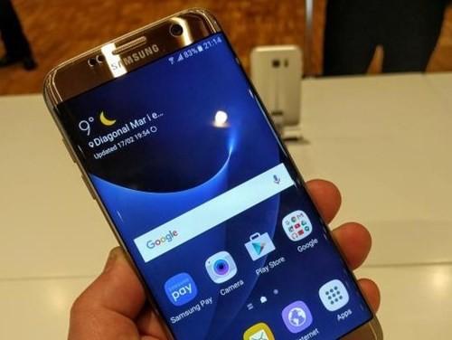 Rộ tin Samsung Galaxy S8 trang bị màn hình 4K ảnh 1