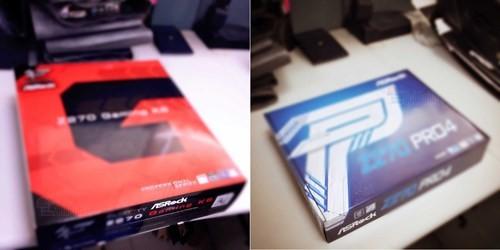 Lộ diện bo mạch chủ ASRock dùng chipset Z270 ảnh 1