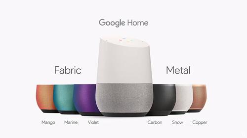 Video: Cận cảnh loa tích hợp trợ lý ảo Google Home ảnh 1