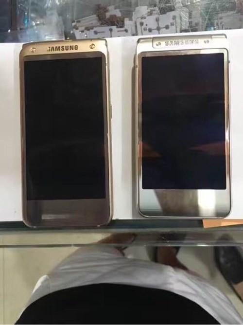 Smartphone nắp gập cao cấp của Samsung sắp ra mắt ảnh 4