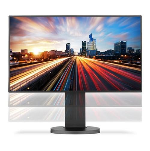 Ngắm màn hình NEC EX241UN 24-inch, viền siêu mỏng 0,8mm ảnh 2