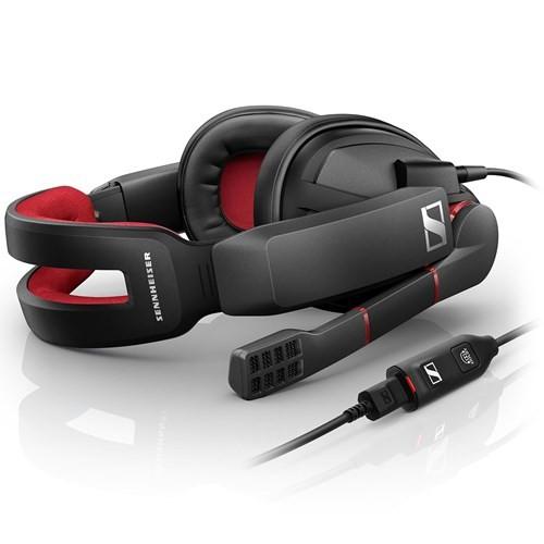 Sennheiser ra mắt headphone chơi game cao cấp GSP 350 ảnh 2