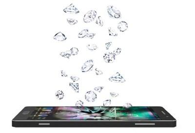 Diamond Glass cứng hơn cả Gorilla Glass ảnh 1