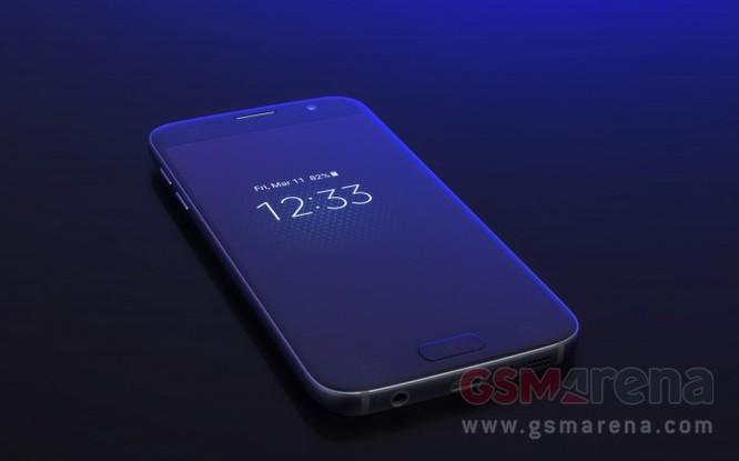 Samsung Galaxy S8 sẽ trang bị nút Home cảm ứng? ảnh 1