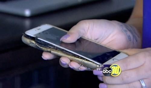 Apple điều tra nguyên nhân nổ iPhone 6 Plus ảnh 1