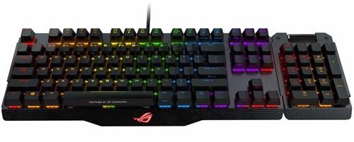 Ngắm bàn phím chuyên game Asus ROG Claymore ảnh 3