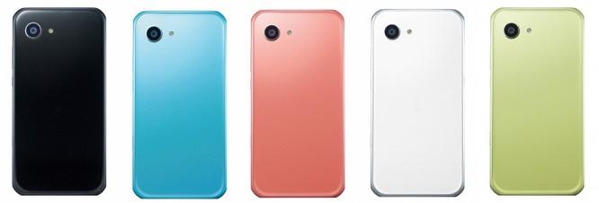 Sharp ra mắt điện thoại Aquos Xx3 mini ảnh 2