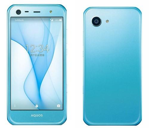 Sharp ra mắt điện thoại Aquos Xx3 mini ảnh 1