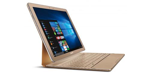 Máy tính bảng Galaxy TabPro S có thêm bản màu Gold ảnh 1