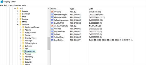 Ngăn Outlook gửi tập tin đính kèm Winmail.dat ảnh 1