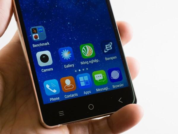 Cận cảnh smartphone Bavapen B525 giá dưới 2 triệu đồng ảnh 5