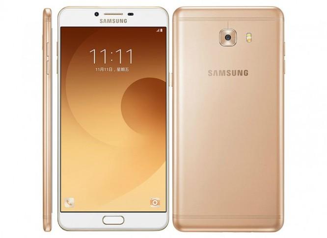 Samsung Galaxy C9 Pro: Pin khủng, RAM 6GB ảnh 1