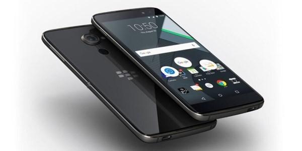 BlackBerry DTEK60 chính thức ra mắt, giá 500 USD ảnh 2