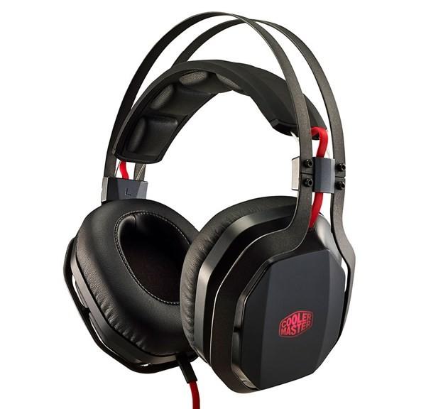 Ngắm headphone chuyên game mới từ Cooler Master ảnh 1