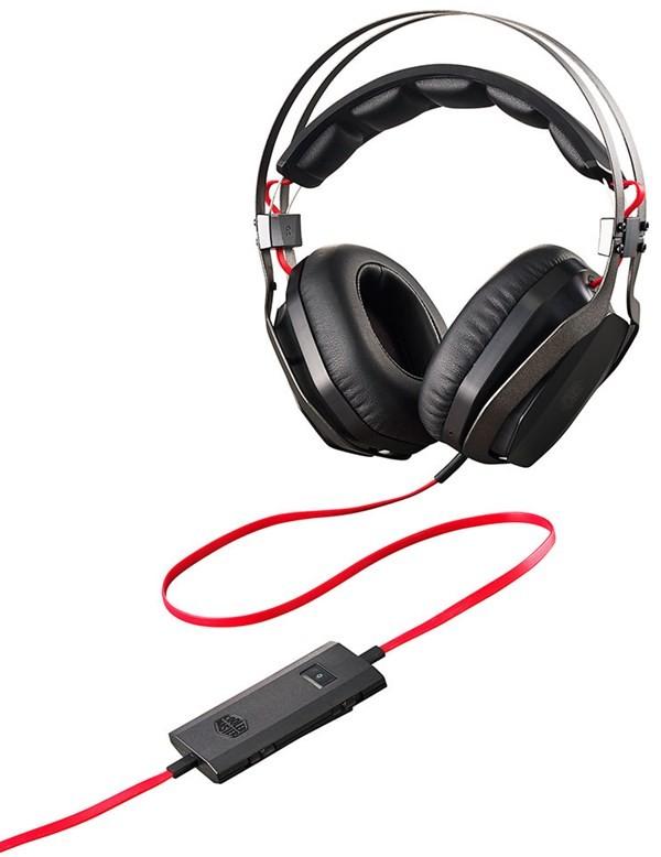 Ngắm headphone chuyên game mới từ Cooler Master ảnh 5