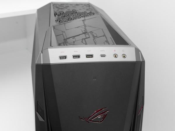 Cận cảnh PC chuyên game Asus ROG GT51 giá 60 triệu đồng ảnh 6