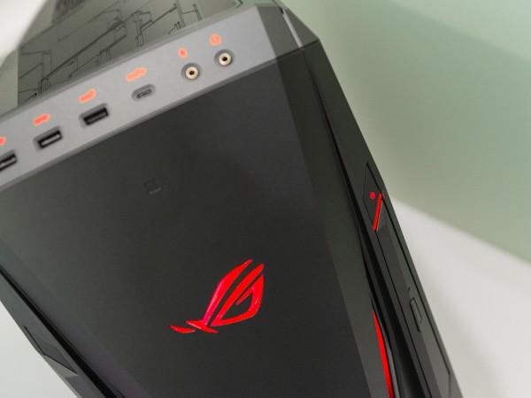 Cận cảnh PC chuyên game Asus ROG GT51 giá 60 triệu đồng ảnh 5