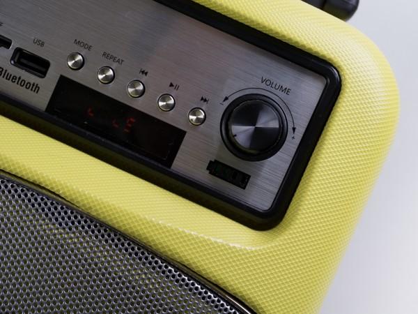 Cận cảnh loa di động đa năng Soundmax M-1 ảnh 8