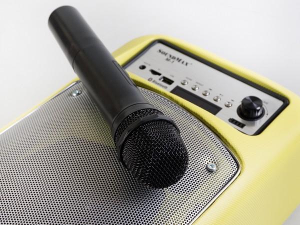 Cận cảnh loa di động đa năng Soundmax M-1 ảnh 9