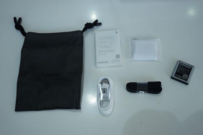 Cận cảnh Samsung camera Gear 360 giá 7 triệu đồng ảnh 15