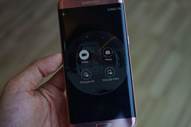 Cận cảnh Samsung camera Gear 360 giá 7 triệu đồng ảnh 11