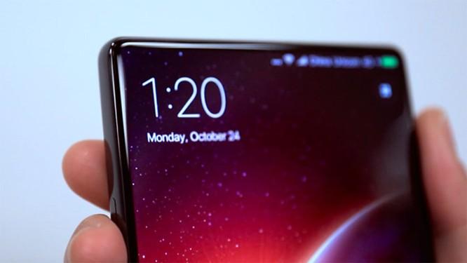 Chạm vuốt Xiaomi Mi MIX - smartphone không viền cực sexy ảnh 4