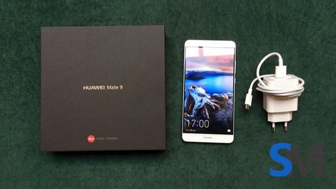 Huawei Mate 9 lộ ảnh thực tế sát ngày ra mắt ảnh 1