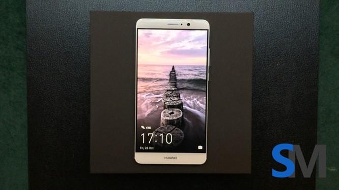 Huawei Mate 9 lộ ảnh thực tế sát ngày ra mắt ảnh 2