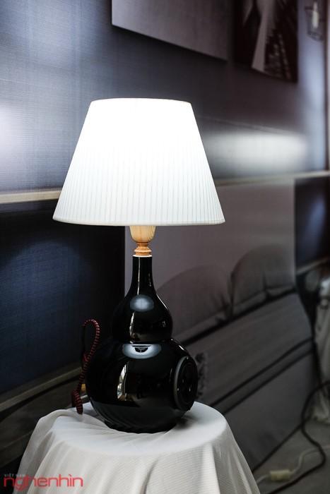 Độc đáo đèn loa Maybelle Lampeaker 'made in Vietnam' ảnh 8