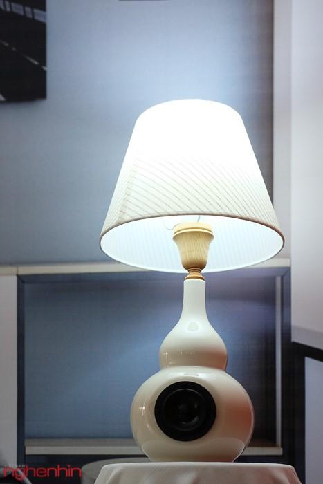 Độc đáo đèn loa Maybelle Lampeaker 'made in Vietnam' ảnh 7