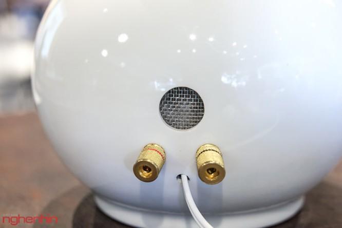 Độc đáo đèn loa Maybelle Lampeaker 'made in Vietnam' ảnh 4