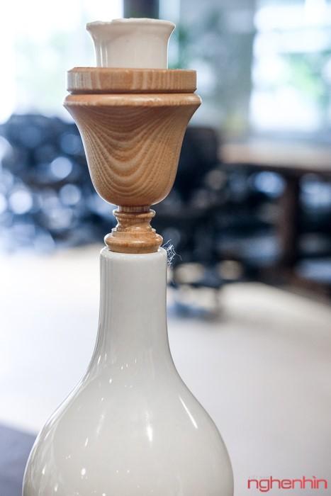 Độc đáo đèn loa Maybelle Lampeaker 'made in Vietnam' ảnh 5