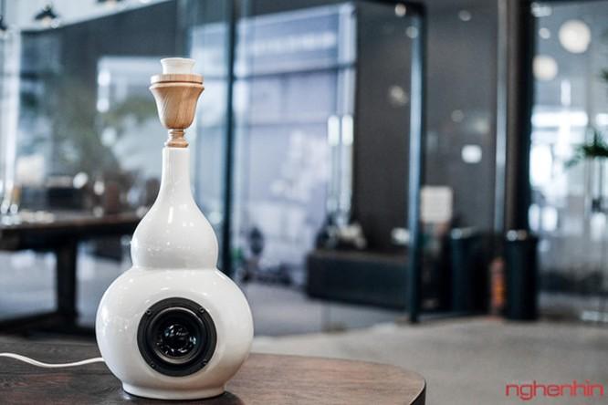 Độc đáo đèn loa Maybelle Lampeaker 'made in Vietnam' ảnh 6