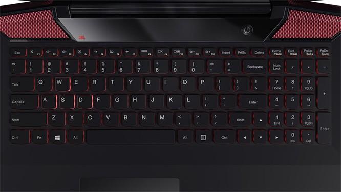 Laptop chơi game Lenovo IdeaPad Y700 lên kệ Việt giá 27 triệu ảnh 5