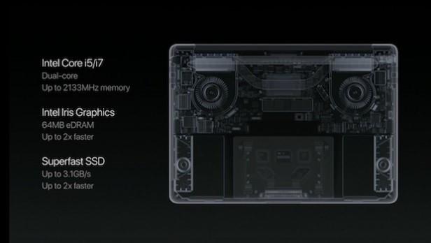 So sánh nhanh Surface Book và MacBook Pro mới nhất ảnh 7