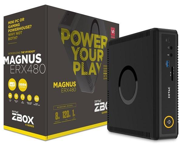 Thêm lựa chọn PC chơi game nhỏ gọn từ ZOTAC ảnh 3
