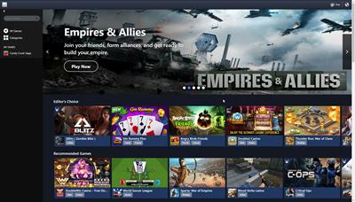 Facebook công bố nền tảng game PC Gameroom ảnh 1