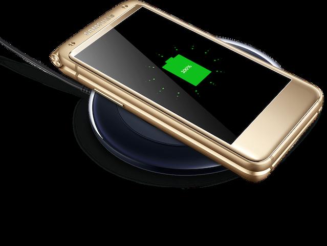 Samsung ra mắt điện thoại nắp gập 2 màn giá đắt gấp 3 lần iPhone 7 ảnh 1