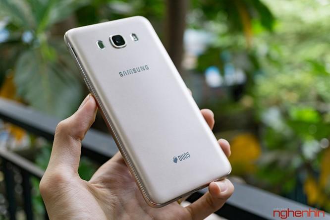 Galaxy J7 2016 xách tay full-HD, RAM 3GB, giá 3.5 triệu ảnh 1
