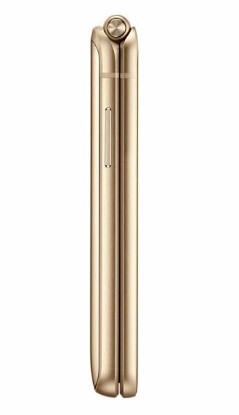 Ngắm smartphone nắp gập Samsung vừa ra mắt ảnh 2