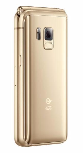 Ngắm smartphone nắp gập Samsung vừa ra mắt ảnh 3