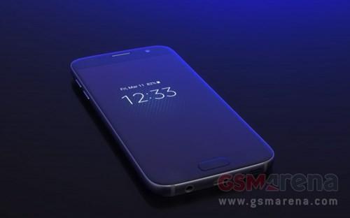 Galaxy S8 tiếp tục lộ cấu hình khủng ảnh 1