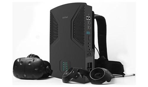 Zotac ra mắt PC có thể đeo như ba lô ảnh 1