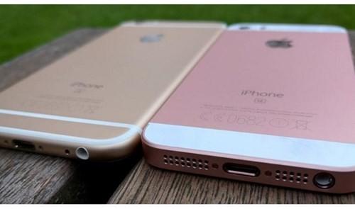 Bản tiếp nối iPhone SE không ra mắt đầu năm 2017 ảnh 1