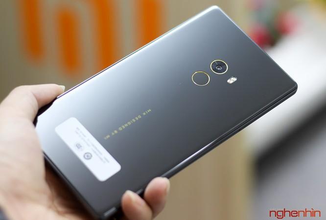 Trên tay Xiaomi Mi MIX độc nhất Việt Nam giá 30 triệu ảnh 3