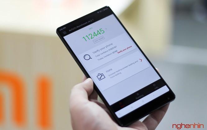 Trên tay Xiaomi Mi MIX độc nhất Việt Nam giá 30 triệu ảnh 14