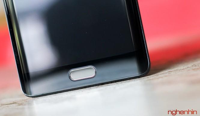 Trên tay Xiaomi Mi Note 2 bản Jet Black vừa 'cập bến' ảnh 9